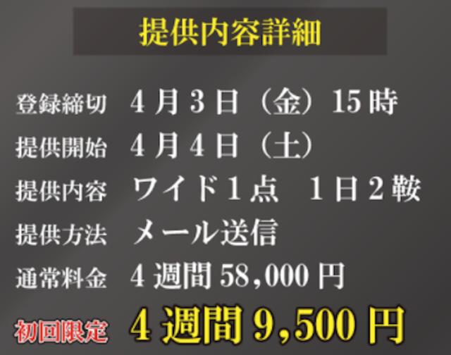 安心収入の源 利用料金詳細