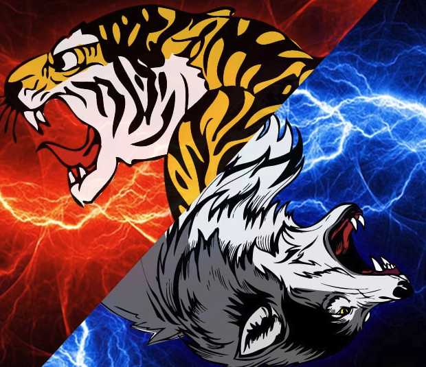 虎と狼馬券師